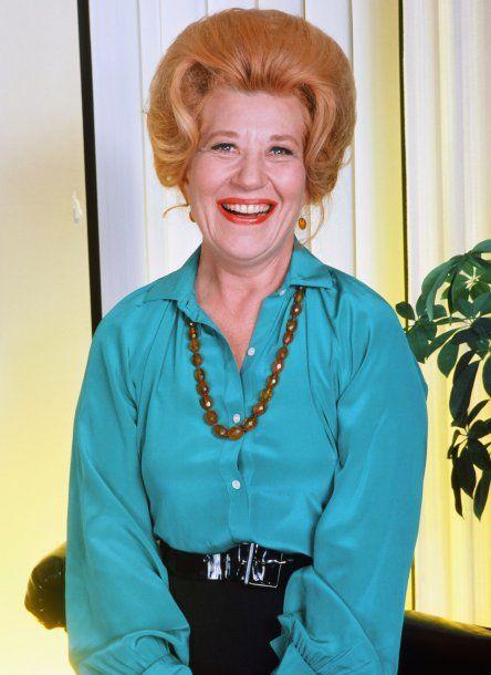 Charlotte Rae tenía 92 años<br>