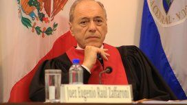 Raúl Eugenio Zaffaroni en la Corte Interamericana de Derechos Humanos