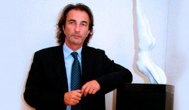 <p>Angelo Calcaterra, primo de Mauricio Macri</p>