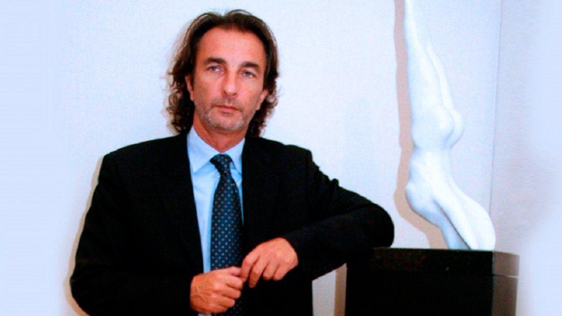 Angelo Calcaterra declara ante Bonadio en la causa por los cuadernos de Centeno