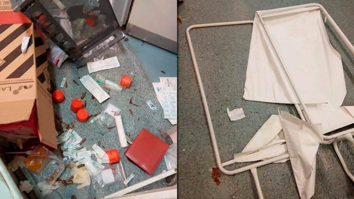 Familiares de un fallecido agredieron brutalmente a enfermeras y médicos de guardia en Quilmes