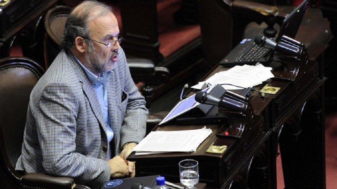El dramático relato del diputado de Cambiemos Eduardo Amadeo: Tuve un paro y me morí