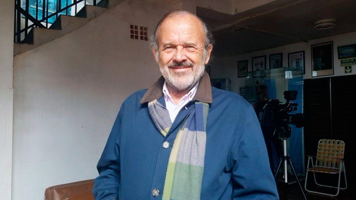 Internaron en terapia intensiva al diputado Eduardo Amadeo