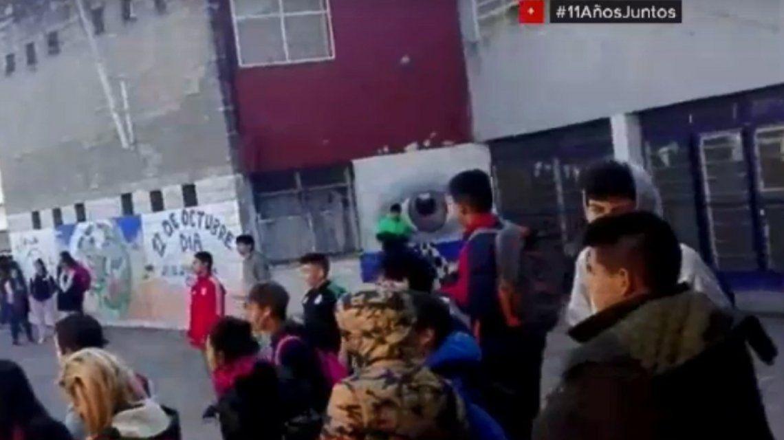 Otra escuela con escape de gas: evacuaron a más de 400 chicos de un colegio en Pilar