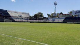 Estadio Centenario de Quilmes - Crédito:@qacoficial