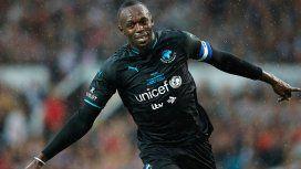 Usain Bolt será futbolista en el Central Coast Mariners