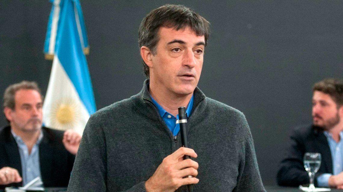 Esteban Bullrich sobre los aportantes truchos: Es un golpe a la confianza de la gente