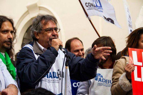 Antonio Rosello, secretario adjunto de la Conadu histórica