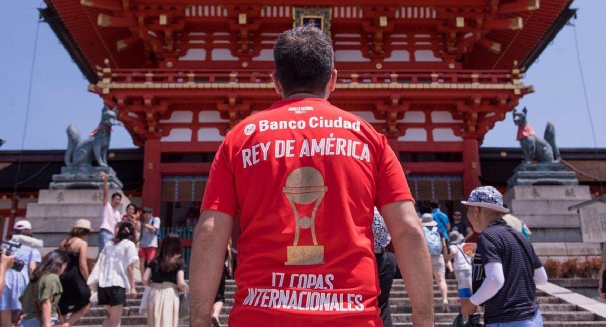 Independiente imprimirá el 18 si le gana al Cerezo Osaka por la Copa Suruga Bank