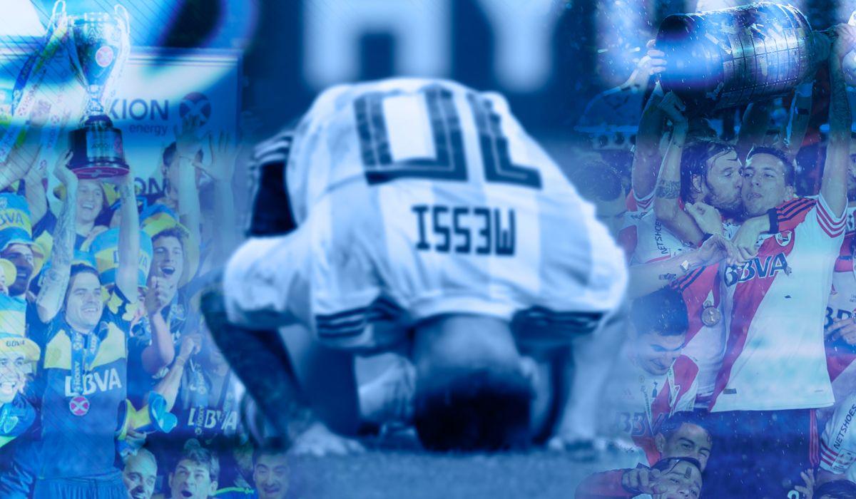 ¿Tu equipo o la Selección? Los hinchas argentinos y la respuesta al eterno dilema