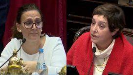 Gabriela Michetti, con una delicadeza desubicada ante Mirkin