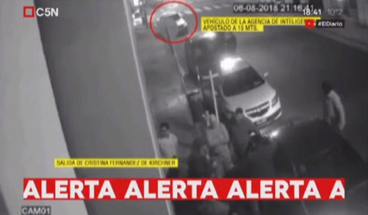 Así realizaban los agentes de Inteligencia espionaje ilegal sobre Cristina Kirchner