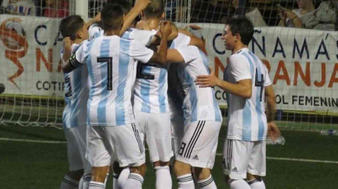 ¡Argentina campeón! Los pibes del Sub 20 se consagraron en LAlcudia