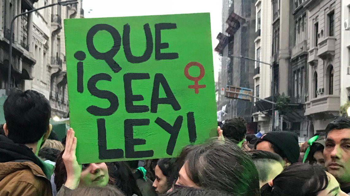 A un año del rechazo de la Ley: El debate permitió una habilitación social del aborto