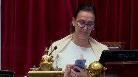 Gabriela Michetti tuvo que desmentir un tuit sobre el aborto que nunca escribió