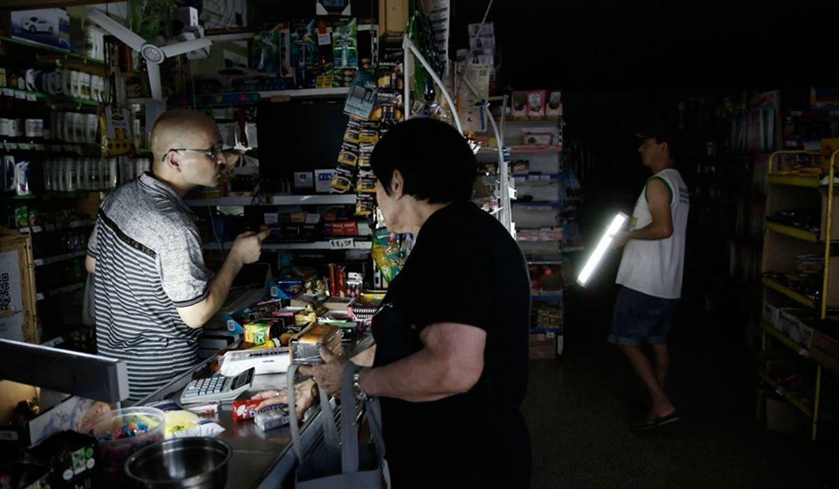 Apagón de la Ciudad y el Conurbano: hay más de 300 mil afectados