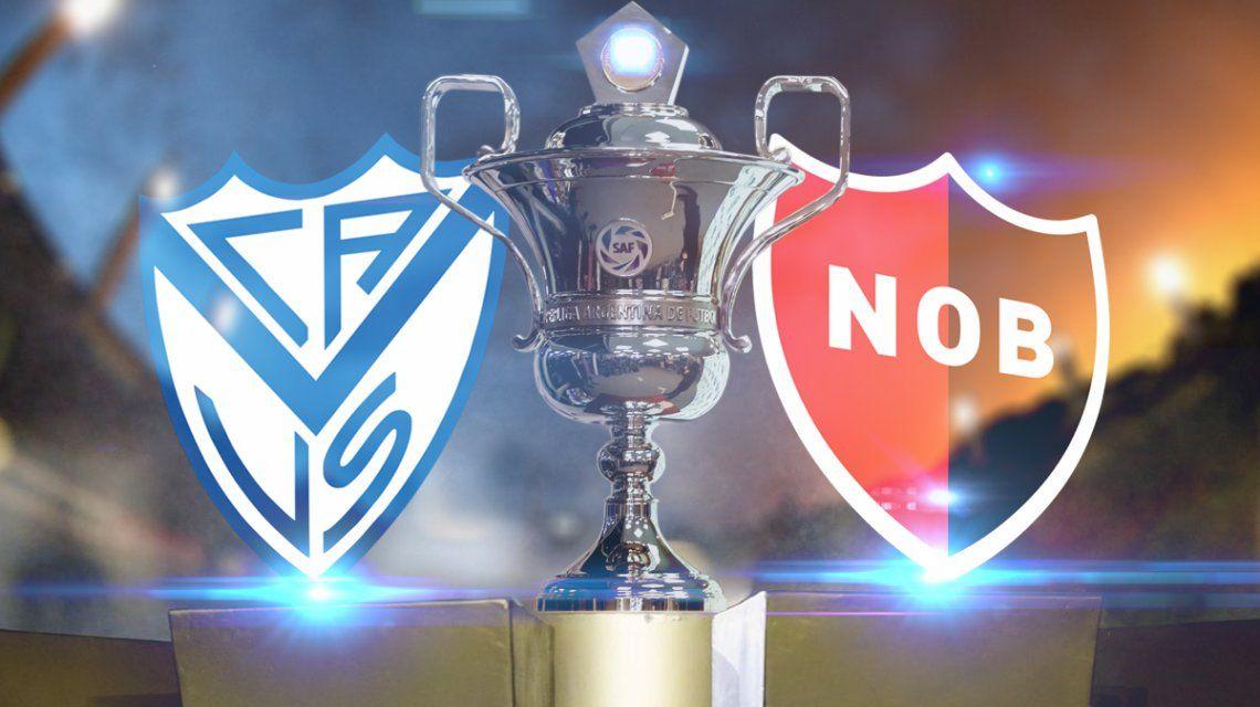 Vélez y Newells abren la Superliga