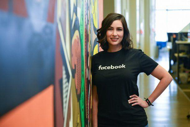 <p>Marinelly Diaz, L&iacute;der de Programas de Facebook para Am&eacute;rica Latina.</p>