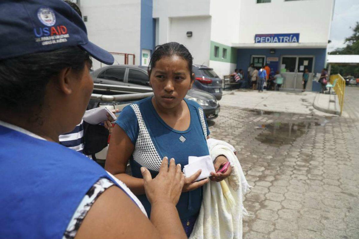 A Ivis Montoya le mintieron: le hicieron creer que su hija había muerto