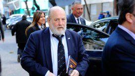 Claudio Bonadío, el juez que entiende en la causa de los cuadernos