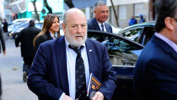 Claudio Bonadío, el juez que entiende en la causa de los cuadernos<br>