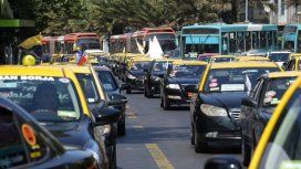 Todavía no se entiende qué pasó durante la pelea entre los taxistas y un conductor particular
