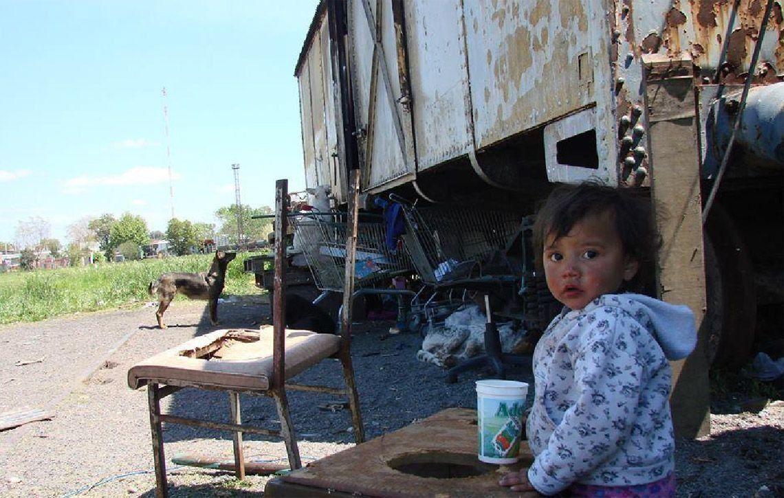 Es oficial: la pobreza en la Argentina alcanza al 27,3% de las personas