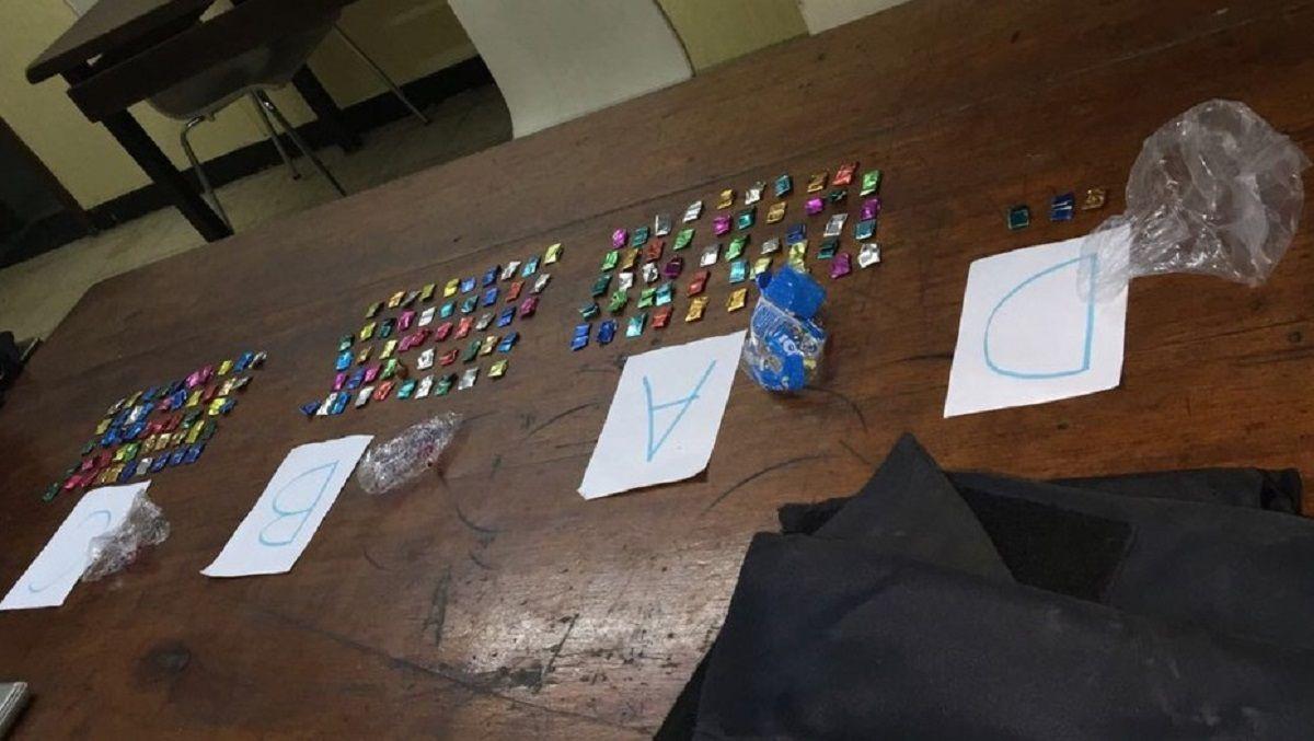 La Matanza: encontraron cocaína en chalecos antibalas de la Brigada Antidrogas