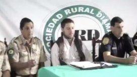 Leonardo Airaldi, Sociedad Rural de Villa Diamante