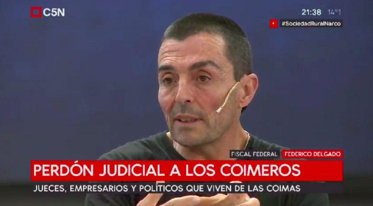 Fiscal Federico Delgado