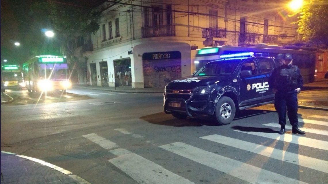 Rosario: balearon el frente de un edificio en San Luis al 1400