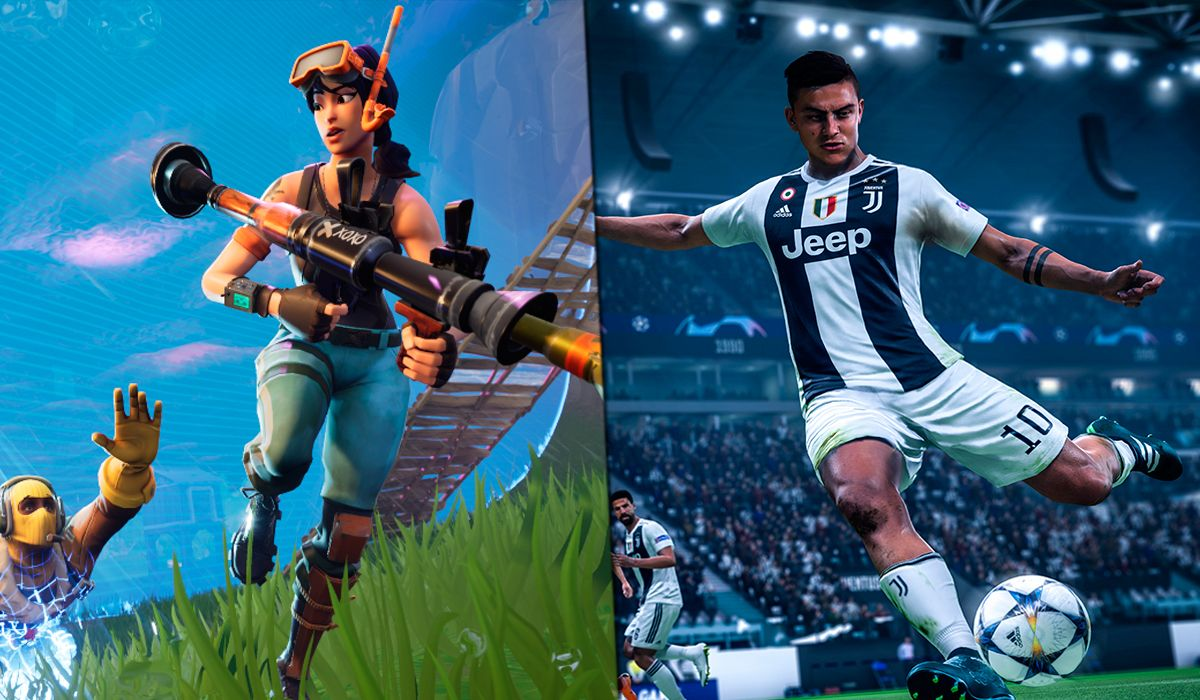 Un nuevo modo en el FIFA 19 que recuerda al Fortnite