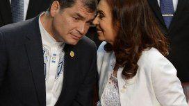 De Correa a CFK: Temo