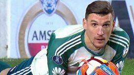 La furia de Armani contra los hinchas que le recordaron el partido con Francia: Vayan a dormir