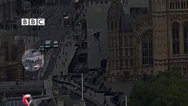 VIDEO: Así fue el atentado contra el Parlamento británico en Londres