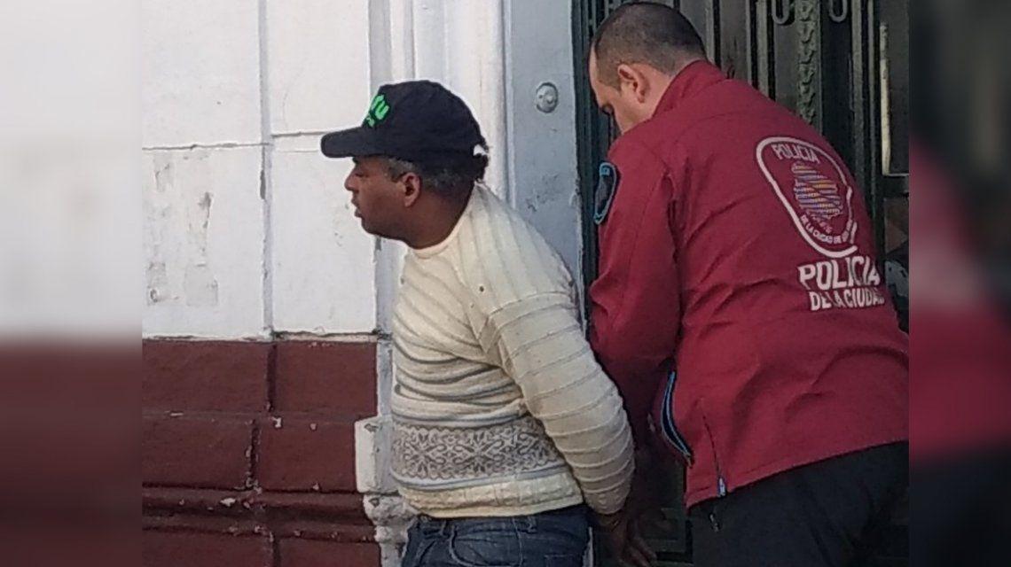 Éste es el albañil detenido por la desaparición de Camila, la nena de Floresta