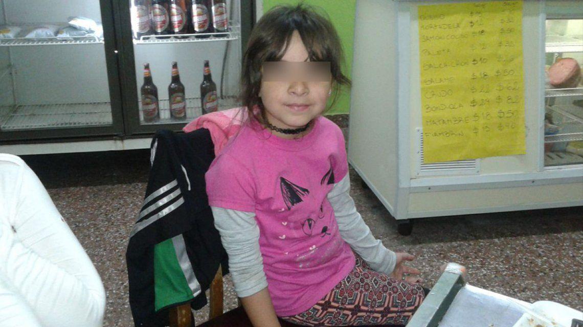 Encontraron a Camila, la nena de Floresta: Estaba con un albañil