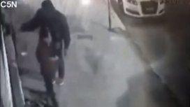VIDEO: Así se llevaban a Camila