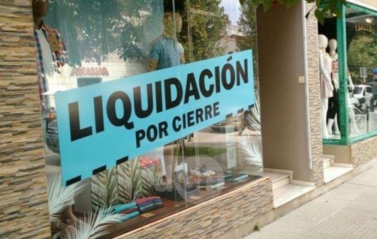 Liquidación por cierre