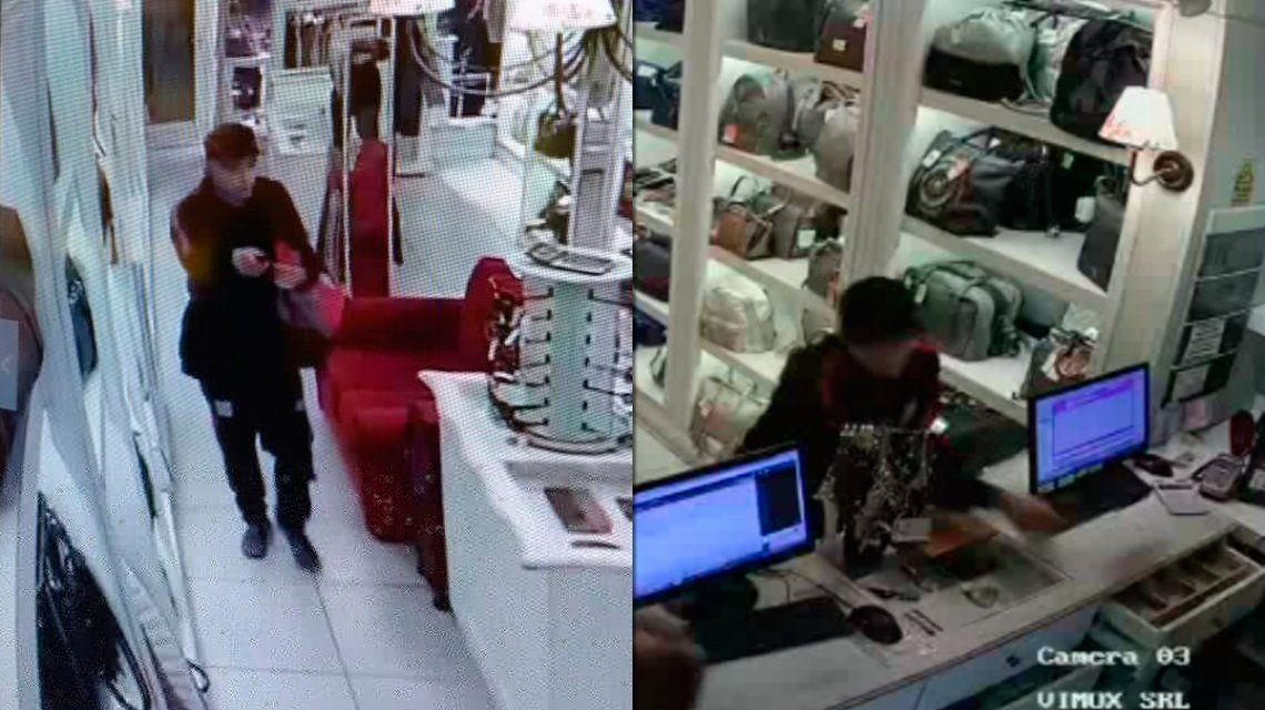La Plata: fueron asaltadas, persiguieron al ladrón y lograron que lo detengan