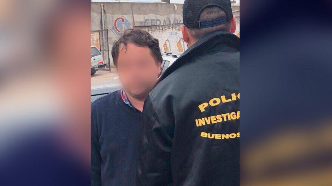 El gasista detenido por la explosión de Moreno