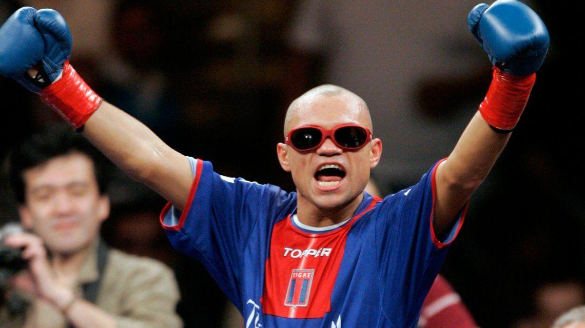 La Hiena Barrios dio otro paso hacia su vuelta al boxeo