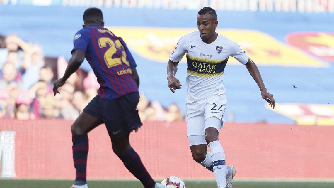 Con un golazo de Messi, Barcelona goleó y se floreó ante Boca en el Camp Nou