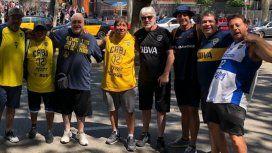 Rafael Di Zeo, Mauro Martín y otros 126 barras de Boca seguirán afuera de las canchas