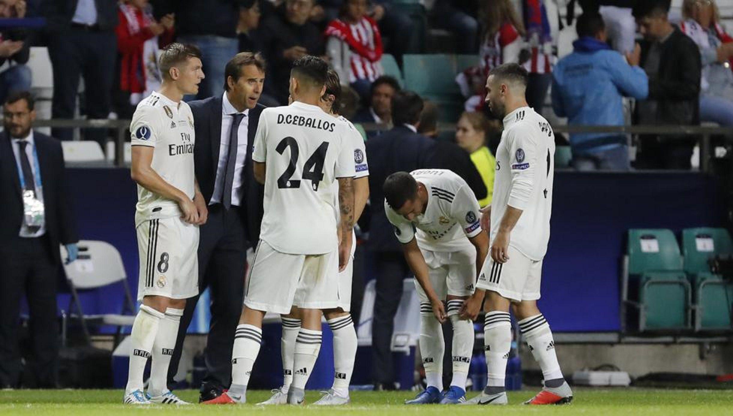 Simeone lo hizo: Real Madrid perdió una final internacional después de casi 18 años
