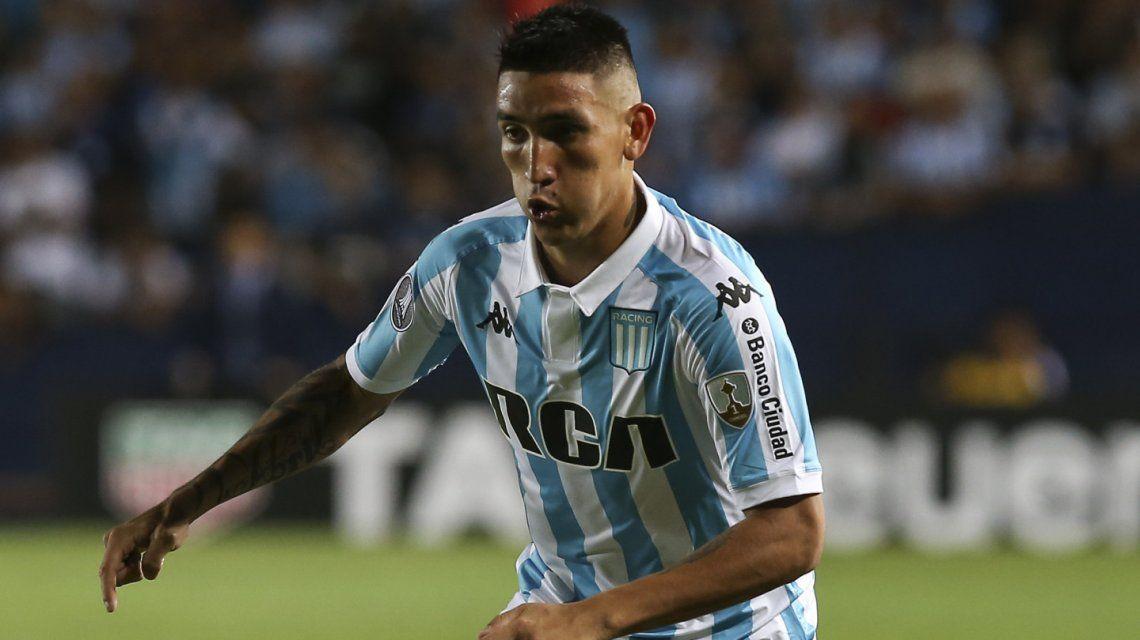 Ricardo Centurión en la Copa Libertadores