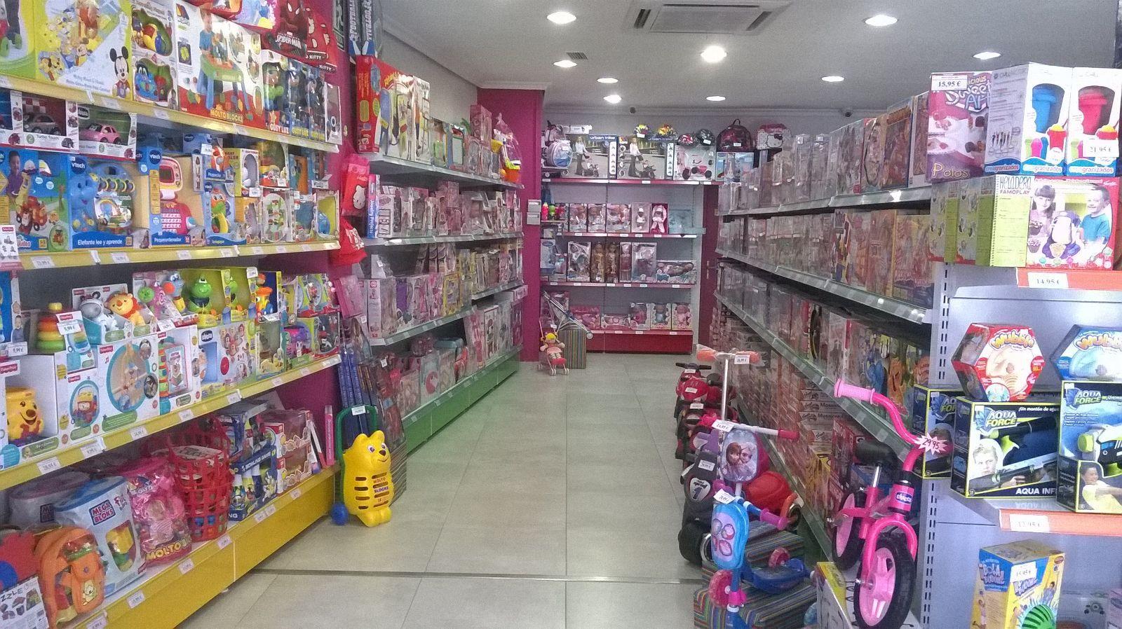 Las jugueterías estarán abarrotadas