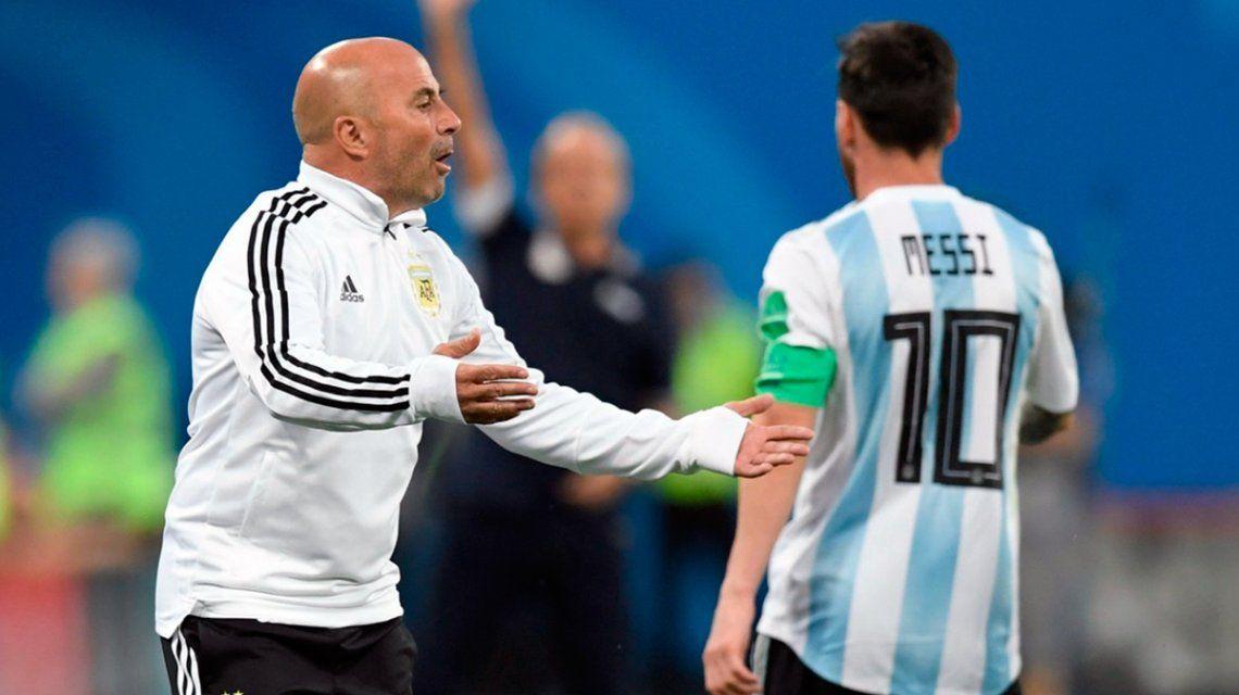 Argentina dejó el Top Ten del ranking FIFA