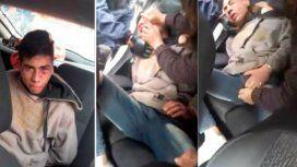 Brutal linchamiento con ayuda policial a un joven que había intentado robar un celular