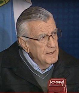 José Luis Gioja en el PJ Nacional